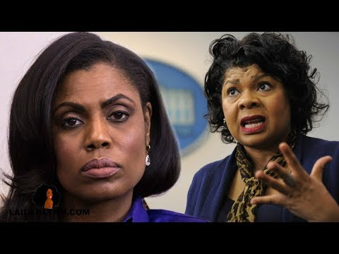 "Girl, Bye! Omarosa's Former Friend April Ryan Shares The REAL Reason Omarosa ""Quit"""