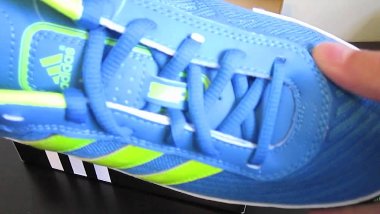 Adidas adi5 X Sharp BlueElectricityWhite UNBOXING