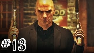 Hitman Absolution Gameplay Walkthrough Part 13 - Welcome to Hope - Mission 7