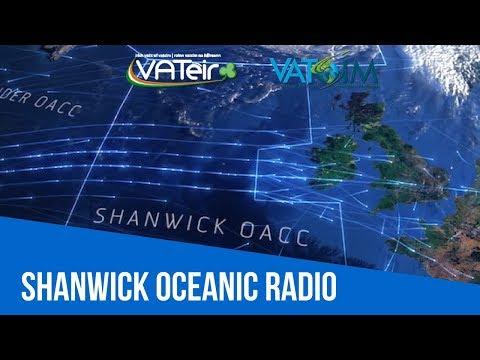 [VATSIM ATC] Shanwick Radio [EGGX] Live Stream 26/08/2017