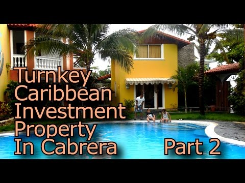 Caribbean Vacation Home In Cabrera - Part 2