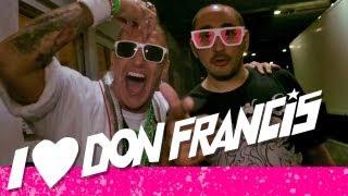 EKO FRESH & DON FRANCIS @ VIDEODAY 2013