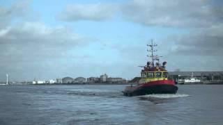 Werken als Havenbeambte bij Havenbedrijf Amsterdam