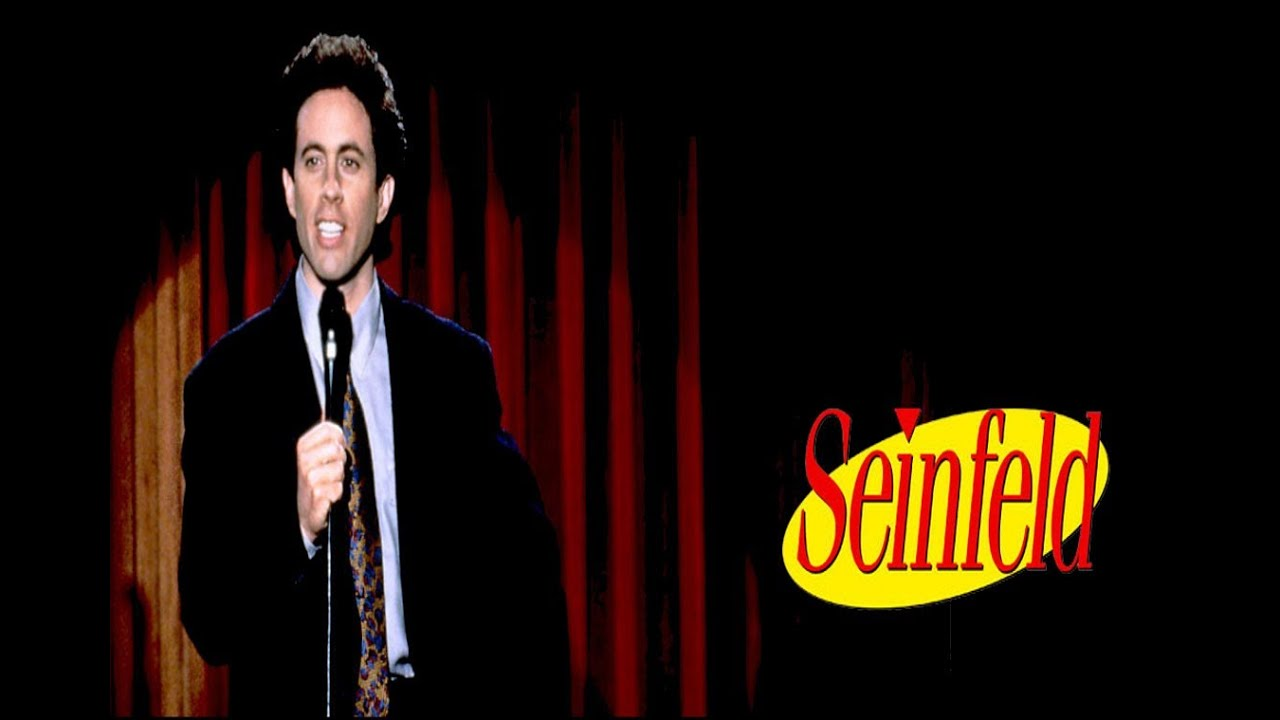 Seinfeld Stand Up Compilation Youtube