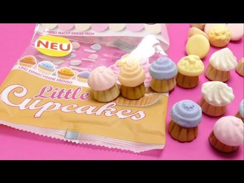 HARIBO - Little Cupcakes Caramel Cookie, Lemon Biscuit 🇩🇪