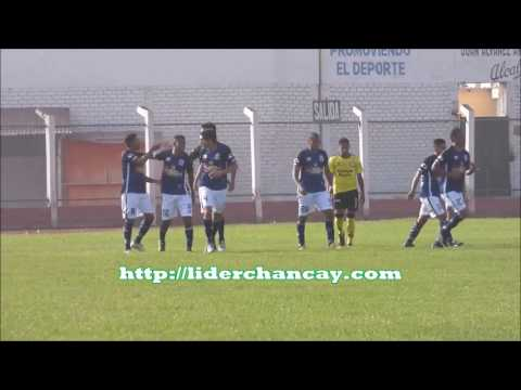 SEGUNDA DIVISIÓN: Gol de Alfredo Salinas frente a Coopsol