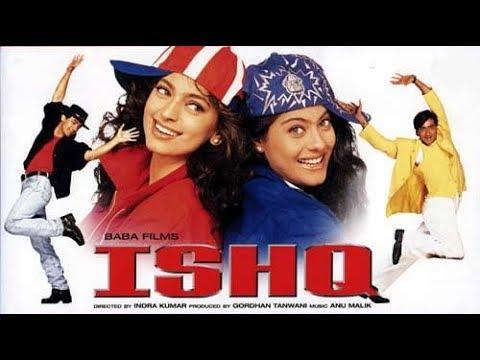 ISHQ (Cinta) 1997 Subtitle Indonesia - AAMIR KHAN - AJAY DEVGAN - JUHI CHAWLA - KAJOL