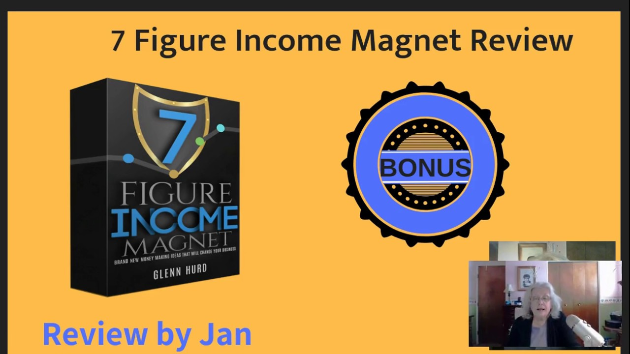 7 Figure Income Magnet Review