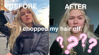 NYC events, cutting my hair, holiday prep! finally home (vlog)    margot lee