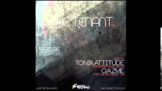 Art Style: Techno | The Tenant #001  : Tonikattitude