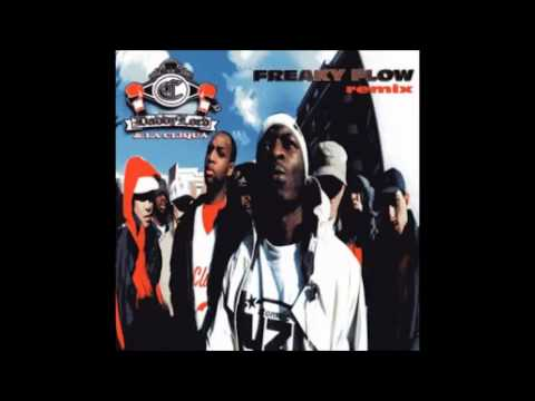 Daddy Lord C & La Cliqua - Freaky Flow Remix (1995)