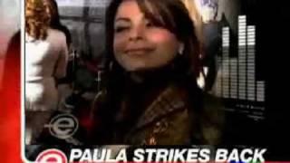 Paula Abdul Strikes Back - American Idol Judge responds to drug addiction reports