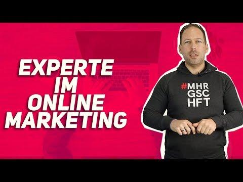SO GEHTS: EXPERTE im Online Marketing!