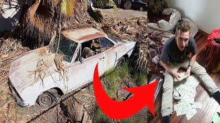 Man That Buys An Old Car Quickly Uncovers A Chilling Item Left In The Passenger Seat