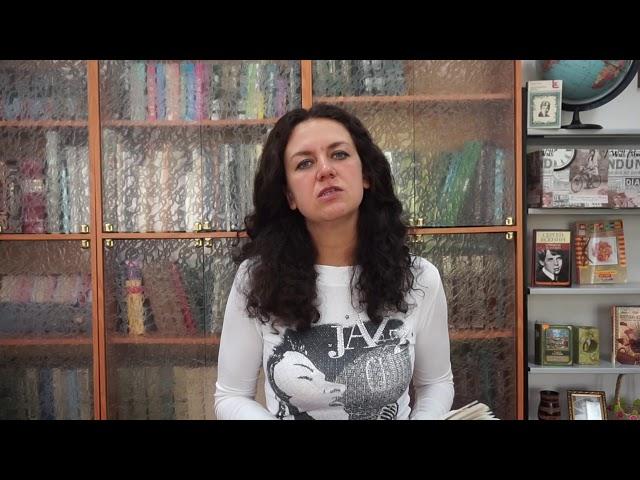 Изображение предпросмотра прочтения – НинаДавыдова читает произведение «Письмо к женщине» С.А.Есенина