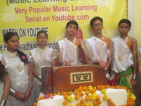Jai Jai Hey Bhagwati Sur Bharti (Group Song) - A Very New Composed Saraswati Vandana