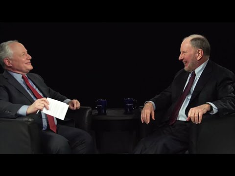 Robert D. Putnam on Our Civic Life in Decline