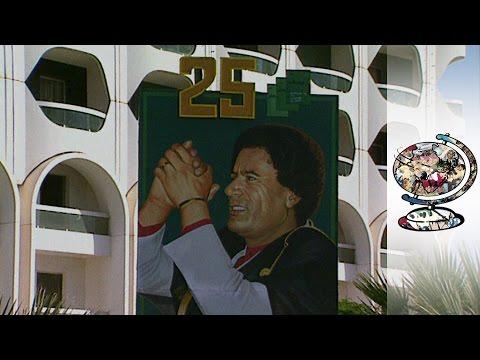 What Was Libya Like 20 Years Ago?