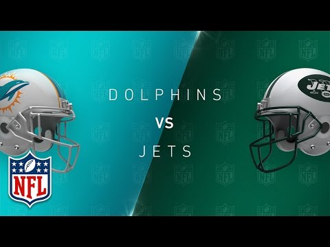 Top 5 Dolphins vs. Jets Games of All Time | #ThrowbackThursday | NFL NOW