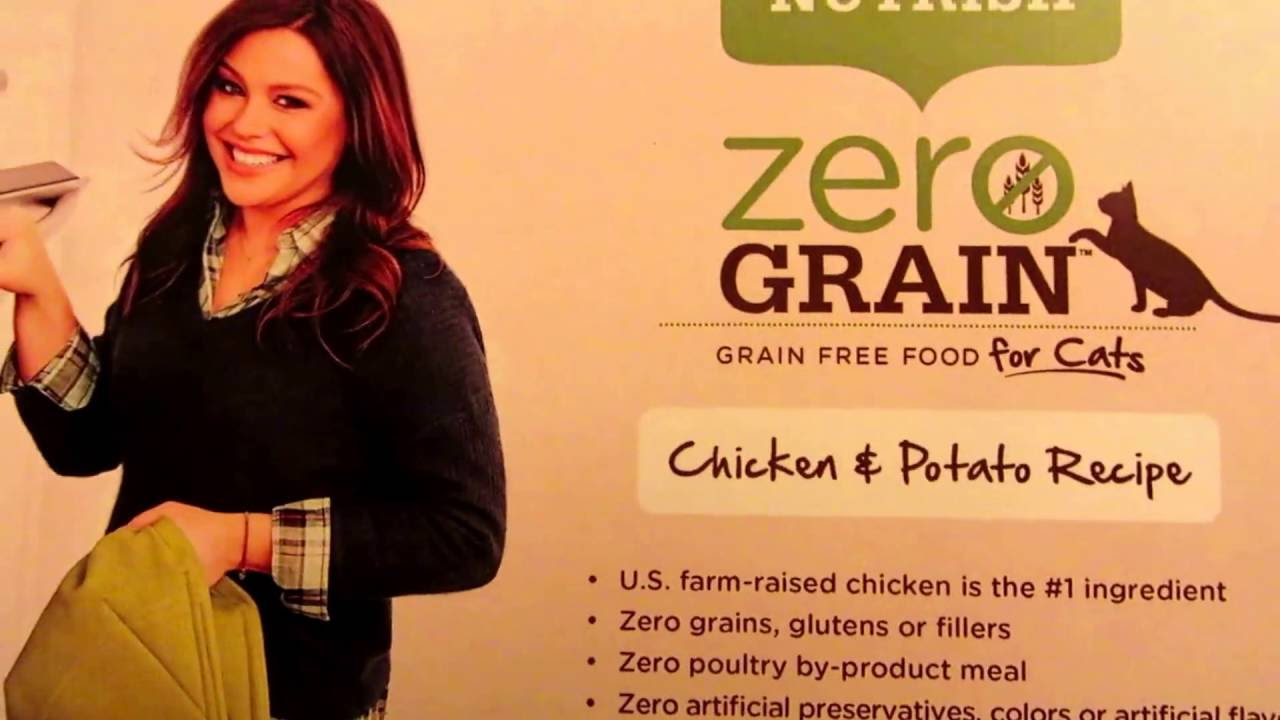 Rachel Ray Nutrish Cat Food Review And Unboxing