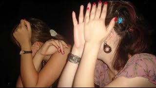 Проституция в Алматы. Рейд по злачным местам