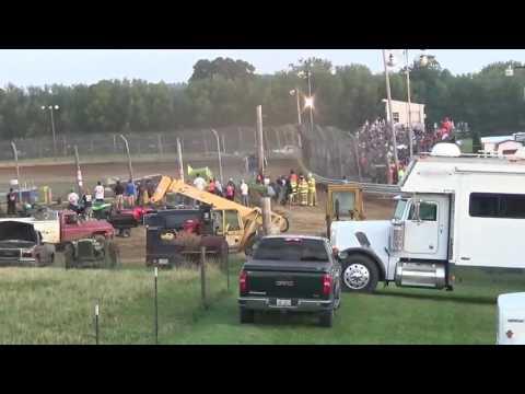 Sprint cars at 35 Raceway part 2