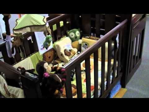 Babyhood Zimbali Cot and Change Table