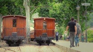 What2doin · Tren de Sóller [HD] · Mallorca Activities