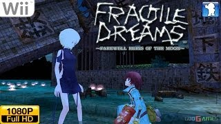 Fragile Dreams: Farewell Ruins of the Moon - Wii Gameplay 1080p (Dolphin GC/Wii Emulator)