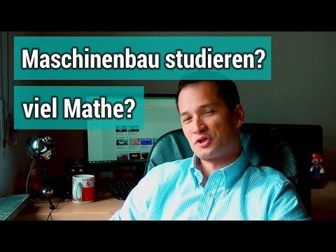 Wieviel Mathe Steckt Im Maschinenbau Studium Drin