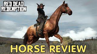 Red Dead Redemption: HORSE REVIEW — Pat's Pets, Volume 1