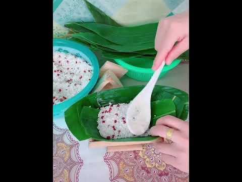包粽子神器 - YouTube