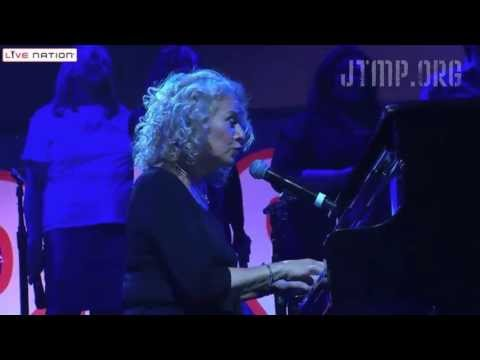 "Boston Strong - Carole King & James Taylor - ""You've Got a Friend"" - LIVE"