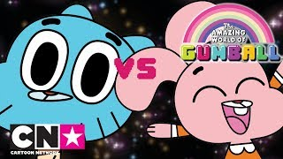 Kaugummi vs. Anais | Lo straordinario mondo di Gumball | Cartoon Network Italia