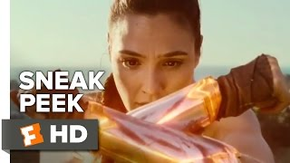 Wonder Woman Sneak Peek (2017) | Movieclips Trailers