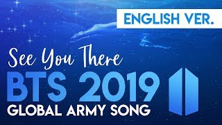 (English Ver) 2019 Global ARMY Song See You There Gracie Ranan ft Phoenix King Lyric Video
