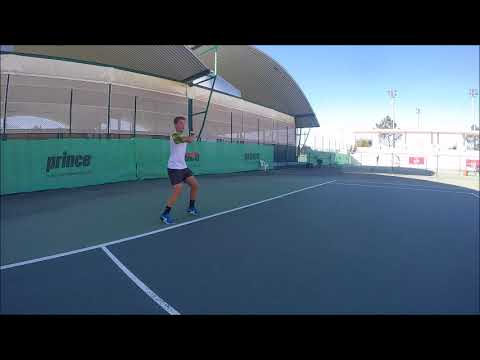 Goncalo Santos - College Recruiting Video
