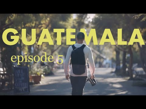 A Day In Guatemala City - Traveling Through Guatemala's Biggest City In 2020