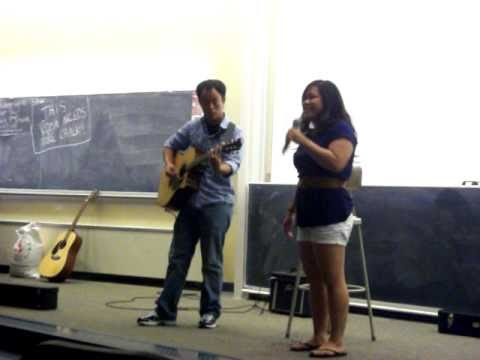 Always Be My Baby Cover - Abbie Lee & Sam Xiong