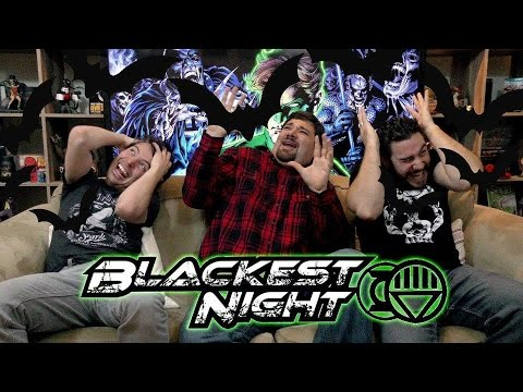 DC Comics Blackest Night | Back Issues