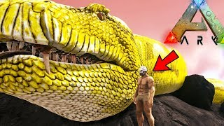 Ark Survival Evolved - BIGGEST MOST EPIC BOSSES IN GAME - Ark Modded Gameplay