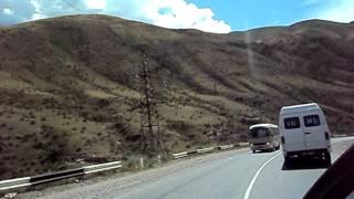 По дорогам Кыргызстана