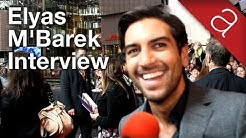 ELYAS M'BAREK Interview - CITY OF BONES Europa-Premiere Berlin