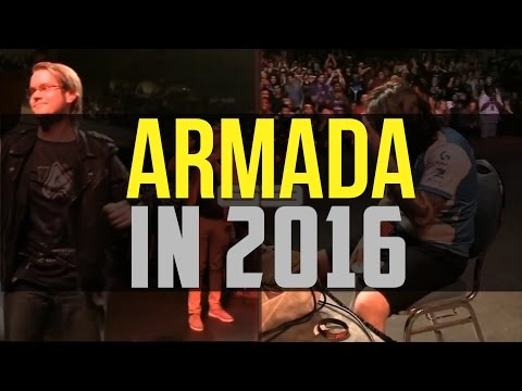 Armada in 2016 [SSBM Montage]