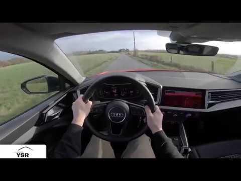 2019 Audi A1 30 & 40 TFSI S! - Sound, Revs, Acceleration(0-100 kmh) & POV Drive(HD)!