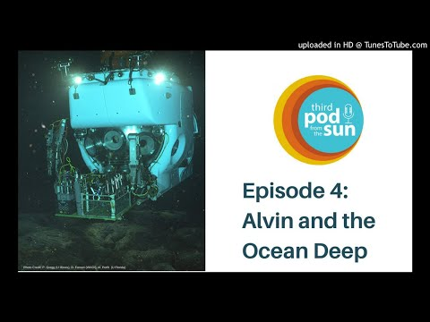 Interview with Submarine Volcanologist Adam Soule