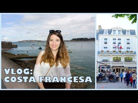 VLOG Costa Francesa: Normandia y Bretaña