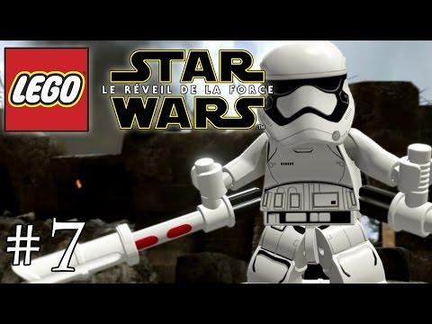 LEGO Star Wars Le Réveil de la Force FR #7 poster