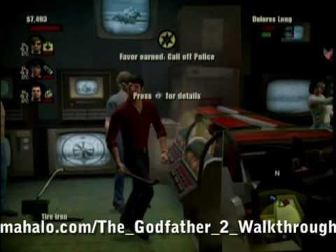 the godfather 2 video game walkthrough