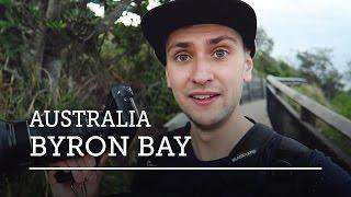 SURF + CHILL IN BYRON BAY, AUSTRALIA